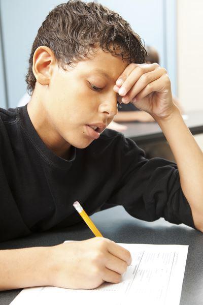 Struggling student
